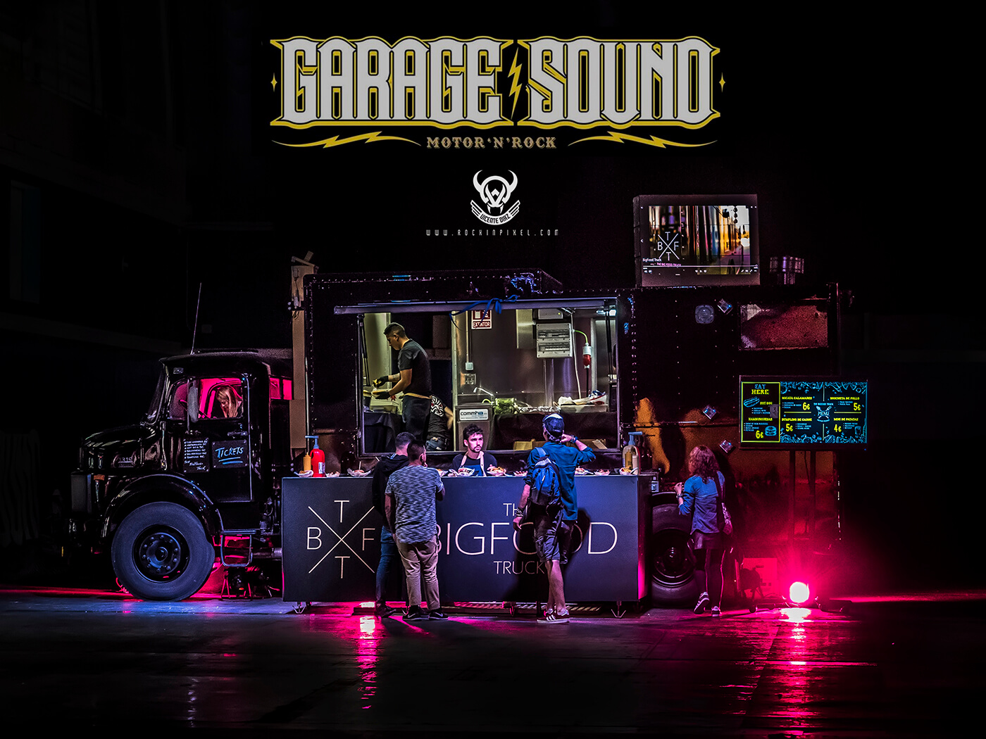 Garage Sound Fest Mulafest 2019